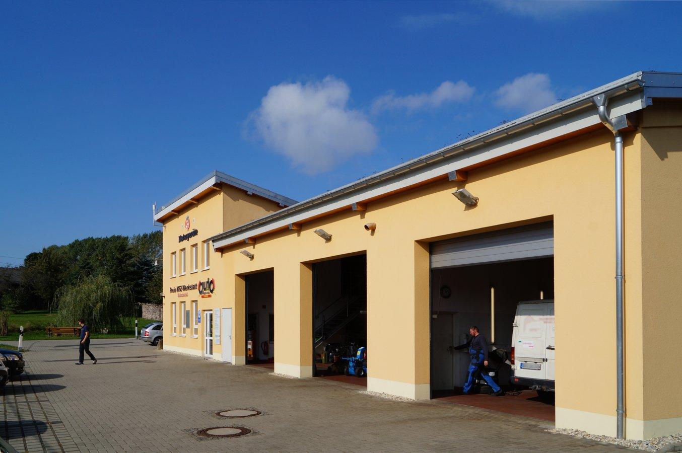 Auto Service Becker - Freie KFZ-Werkstatt in